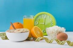 Alimento sano ed adeguato Fotografia Stock Libera da Diritti