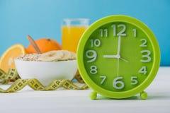 Alimento sano ed adeguato Immagini Stock