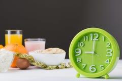Alimento sano ed adeguato Immagine Stock