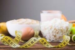 Alimento sano ed adeguato Fotografia Stock