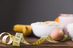 Alimento sano ed adeguato Fotografie Stock Libere da Diritti