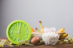 Alimento sano ed adeguato Immagine Stock Libera da Diritti
