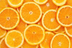 Alimento sano, priorità bassa. Arancione Fotografia Stock Libera da Diritti