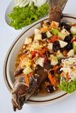 Alimento sano tailandese Fotografia Stock