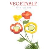 Alimento sano vegetariano Fotografia Stock Libera da Diritti