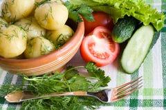 Alimento saudável Fotos de Stock