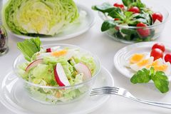 Alimento saudável Fotos de Stock Royalty Free