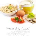 Alimento saudável Imagens de Stock