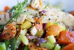 Alimento saudável delicioso Fotos de Stock Royalty Free