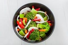 Alimento saudável do vegetariano Fotos de Stock