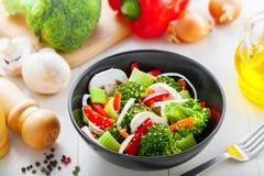 Alimento saudável do vegetariano Imagem de Stock Royalty Free