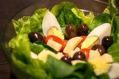 Alimento saudável e claro delicioso Fotos de Stock Royalty Free
