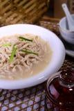 Alimento squisito della Cina--striscia del lombo del maiale Fotografia Stock Libera da Diritti