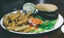 Alimento típico do bar Fotos de Stock Royalty Free