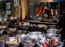 Alimento Tailândia da rua Imagens de Stock