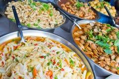 Alimento tailandés. Fotos de archivo