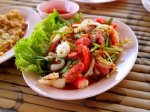 Alimento tailandés Imagenes de archivo