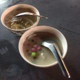 Alimento tailandés delicioso Fotos de archivo libres de regalías