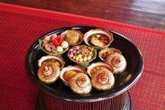 Alimento tailandés - fritada #6 del Stir Fotografía de archivo libre de regalías
