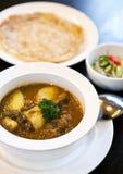 Alimento tailandés Musmun Foto de archivo libre de regalías
