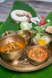 Alimento tailandés norteño Imagen de archivo libre de regalías