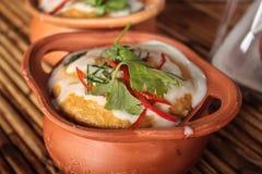 Alimento tailandés picante Fotografía de archivo libre de regalías