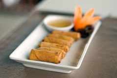 Alimento tailandês Fotos de Stock