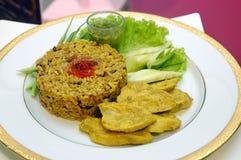 Alimento tailandês Imagens de Stock