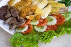 Alimento tailandês Imagens de Stock Royalty Free
