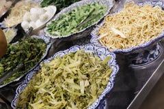 Alimento tailandês da rua fotos de stock royalty free
