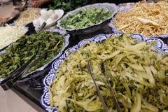 Alimento tailandês da rua fotos de stock