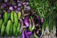 Alimento tailandês dos vegetais fotos de stock