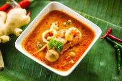 Alimento tailandês - fritada #6 do Stir fotos de stock royalty free