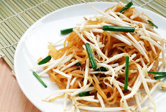 Alimento tailandês nomeado macarronete de Korat Foto de Stock Royalty Free