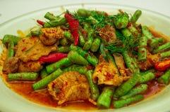 Alimento tailandês picante Imagem de Stock