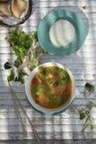 Alimento tailandês - tom Yum Goung fotos de stock
