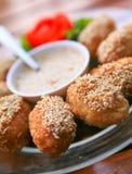 Alimento tailand?s - fritada #6 do Stir imagem de stock royalty free