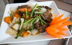 Alimento tailandese Immagine Stock Libera da Diritti