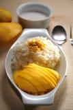 Alimento tailandese Fotografie Stock Libere da Diritti