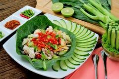 Alimento tailandese Fotografia Stock Libera da Diritti