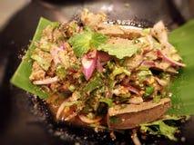 Alimento tailandese del ` s di Esan Fotografia Stock Libera da Diritti