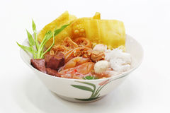 Alimento tailandese di fou di Yen l'AT Immagini Stock Libere da Diritti