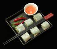 Alimento tailandese fresco Immagine Stock