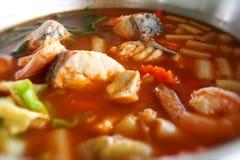 Alimento tailandese - frittura #6 di Stir Immagini Stock