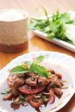 Alimento tailandese (tok del nam) Immagine Stock