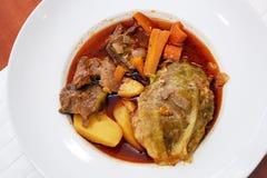 Alimento tradicional bosniano fotos de stock