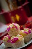 Alimento tradicional chinês asiático da adoração Fotografia de Stock