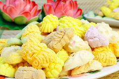 Alimento tradicional chino (Año Nuevo) foto de archivo