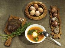 Alimento tradicional cozinhado em casa fotos de stock