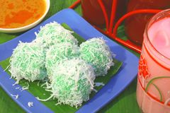 Alimento tradicional de Malaysia Imagem de Stock Royalty Free